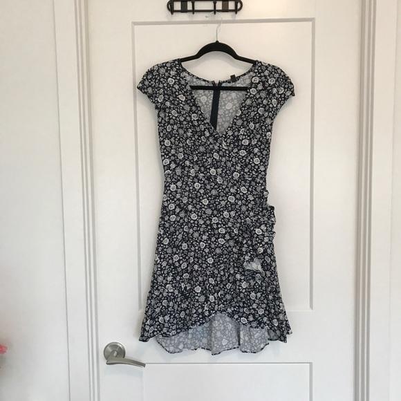 J. Crew Factory Dresses & Skirts - J Crew ruffle dress